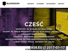 Miniaturka Identyfikacja wizualna (blokdesign.pl)