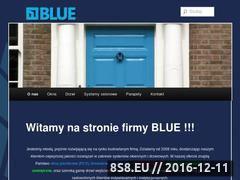 Miniaturka domeny www.blue.wroc.pl