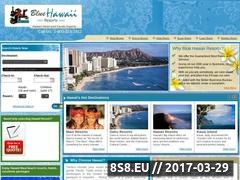 Thumbnail of Hawaii resorts - Hawaii hotels Website