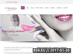 Miniaturka domeny www.blueklinik.pl