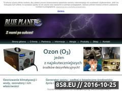 Miniaturka domeny blueplanet24.pl