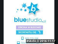 Miniaturka domeny bluestudio.pl