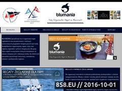 Miniaturka domeny blumania.pl