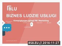 Miniaturka domeny www.blupr.pl