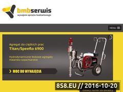 Miniaturka domeny bmbserwis.eu