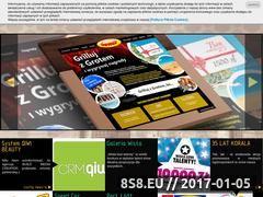 Miniaturka domeny www.bmcreation.pl