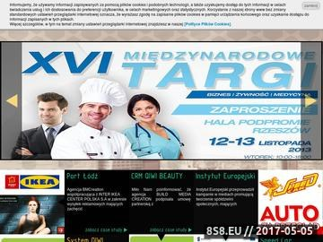 Zrzut strony Konkursy SMS