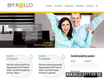 Zrzut strony Rolety i żaluzje Wrocław