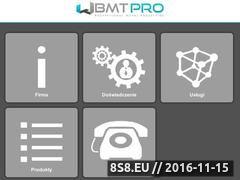Miniaturka domeny www.bmtpro.com
