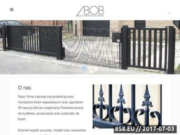 Zrzut strony Bramy przemysłowe Łódź - bramy-przemyslowe