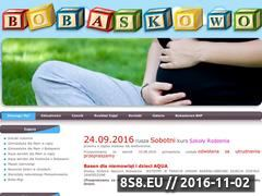 Miniaturka domeny bobaskowo.com.pl