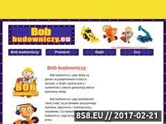 Miniaturka domeny bobbudowniczy.eu