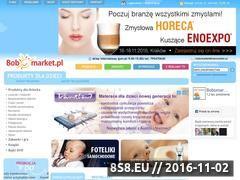 Miniaturka domeny www.bobomarket.pl
