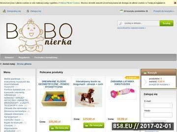 Zrzut strony Wyposażenie przedszkoli oraz zabawki interaktywne