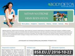 Miniaturka domeny www.body-detox.pl