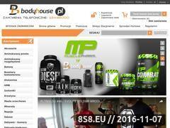 Miniaturka domeny www.bodyhouse.pl