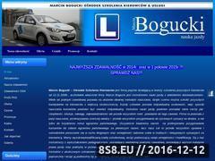 Miniaturka domeny bogucki.szczecin.pl