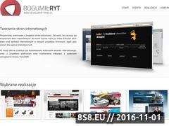 Miniaturka domeny bogumilryt.com