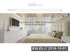 Miniaturka domeny bohemadesign.pl