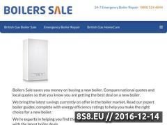 Thumbnail of Glow Worm Boilers Website