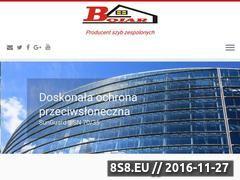 Miniaturka domeny www.bojar.com.pl