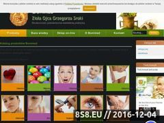 Miniaturka domeny www.bonimed.pl