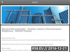 Miniaturka domeny bonizp.pl