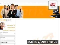 Miniaturka domeny www.bonprix.szczecin.pl