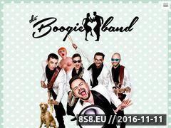 Miniaturka domeny www.boogieband.pl