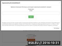 Miniaturka domeny www.bookador.pl