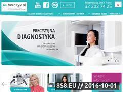 Miniaturka domeny www.borczyk.pl