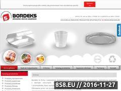 Miniaturka domeny bordeks.pl