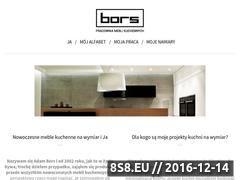 Miniaturka domeny bors.pl
