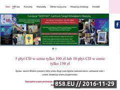 Miniaturka Fundacja Boryna Centrum Terapii Dźwiękiem i Muzyką (www.borynafoundation.com)