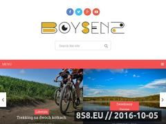 Miniaturka domeny www.boysens.pl