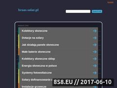 Miniaturka domeny www.braas-solar.pl
