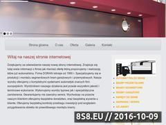 Miniaturka domeny www.bramydoran.pl