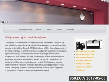 Zrzut strony Bramy Łódź