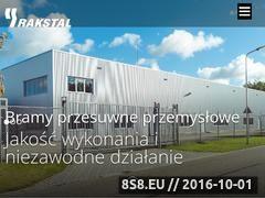 Miniaturka domeny bramyiogrodzenia.rakstal.pl