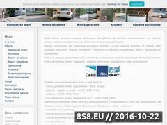 Miniaturka domeny www.bramywjazdowe.com.pl