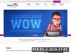 Miniaturka domeny brandart.com.pl