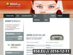 Miniaturka domeny www.brava.pl