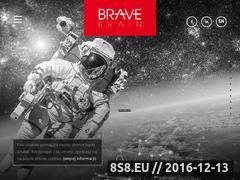Miniaturka domeny www.bravebrain.pl
