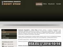 Miniaturka domeny www.brazowykrolewski.pl