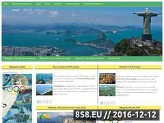 Miniaturka domeny brazylia.wyjazdy.travel