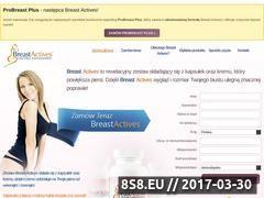 Miniaturka domeny www.breastactives.pl
