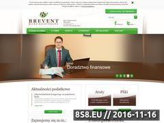 Miniaturka domeny www.brevent.pl