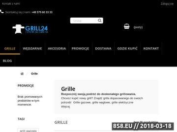 Zrzut strony BROIL KING - grille ogrodowe Bielsko-Biała