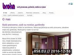 Miniaturka domeny broka.pl