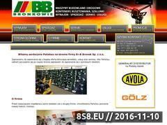 Miniaturka domeny bronek.com.pl